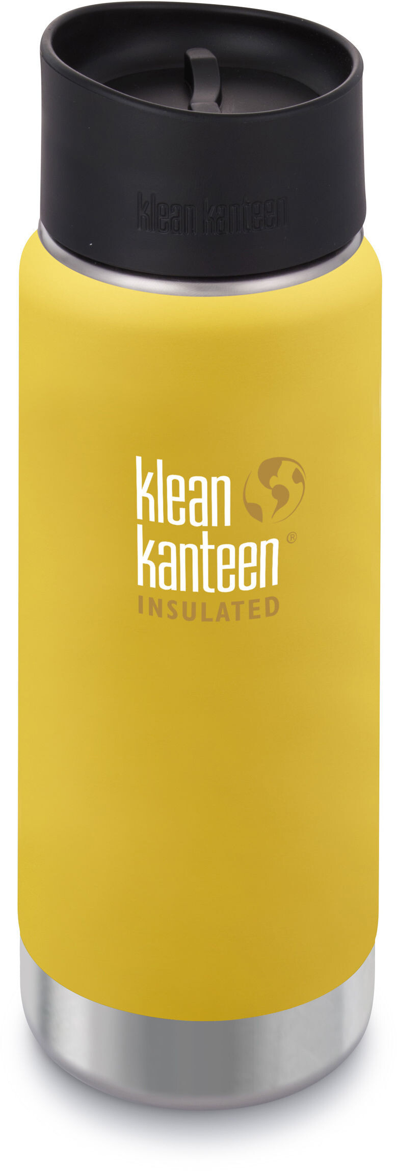Klean Kanteen Wide Vacuum Insulated Bottle Caf 233 Cap 2 0